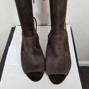 Nine West Shoes - Nine West BROWN Lettie boot